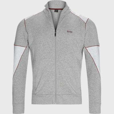 Skaz 1 Zip Sweatshirt Regular | Skaz 1 Zip Sweatshirt | Grå
